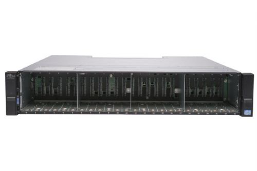 Dell Compellent SC4020 iSCSI Storage Array + Dual Type A 10G-ISCSI-2 Controllers